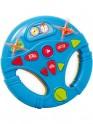 Edukační hračka se zvukem Baby Mix volant blue