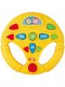 Edukační hračka se zvukem Baby Mix volant yellow