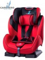 Autosedačka CARETERO Diablo XL red 2016