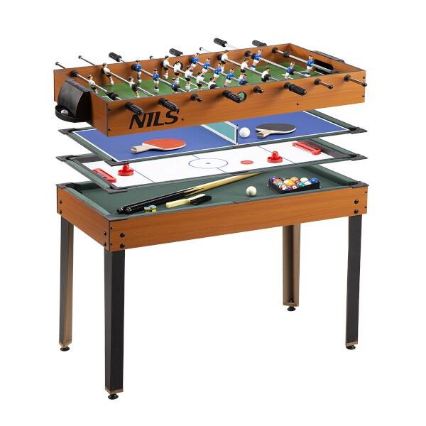 Multifunkční herní stůl NILS SDM 4v1