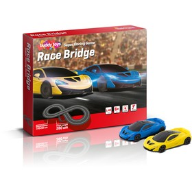 BST 1263 Autodráha Race BUDDY TOYS