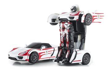 Hračka G21 R/C robot Speed Fighter