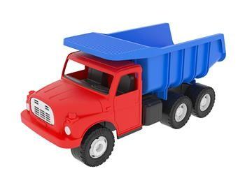 Auto Dino Tatra 148 červeno-modrá 36 cm