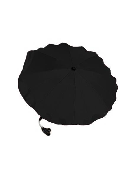 Slunečník na kočárek - černý