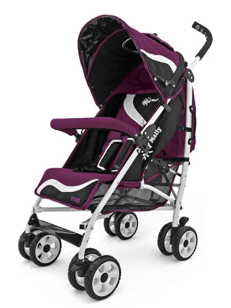 Golfový Kočárek Milly Mally RIDER NEW purple