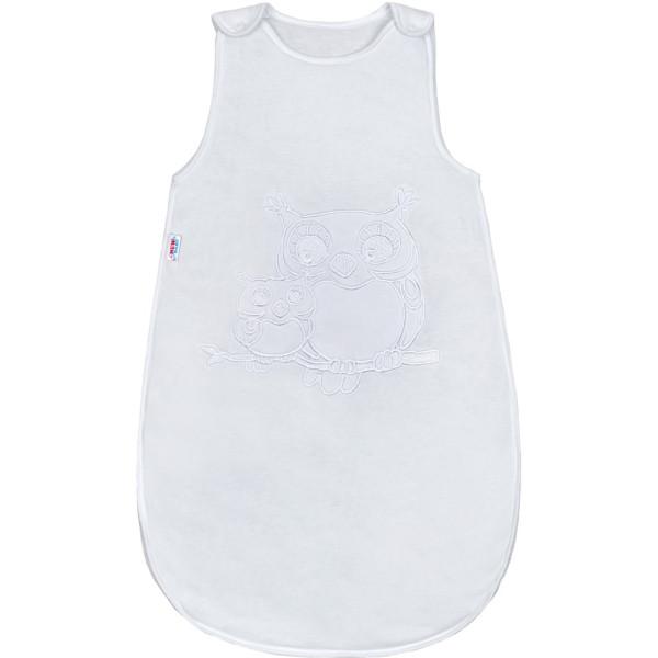 Spací pytel New Baby Sovičky bílý 104 (3-4r)