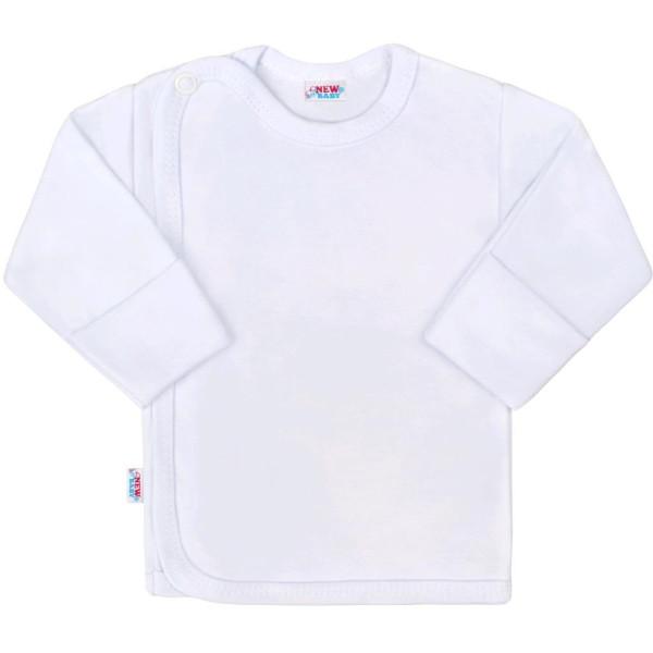 Kojenecká košilka New Baby Classic II bílá 56 (0-3m)