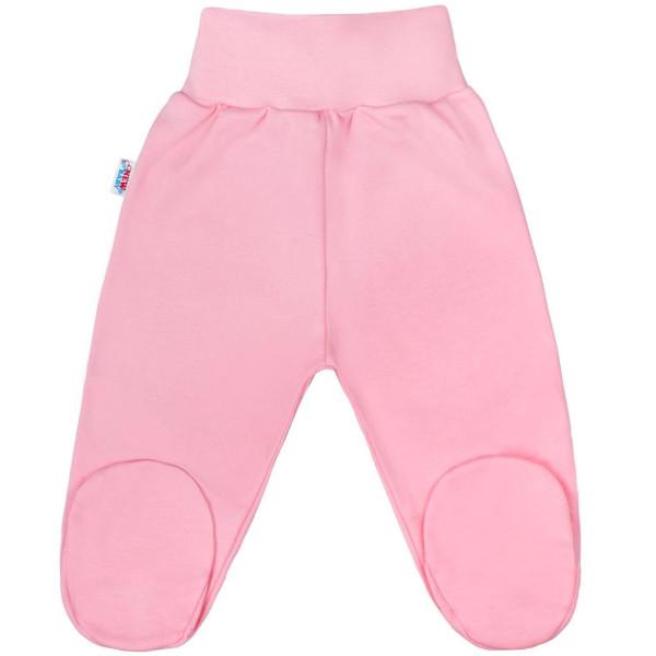 Kojenecké polodupačky New Baby Classic II růžové 62 (3-6m)