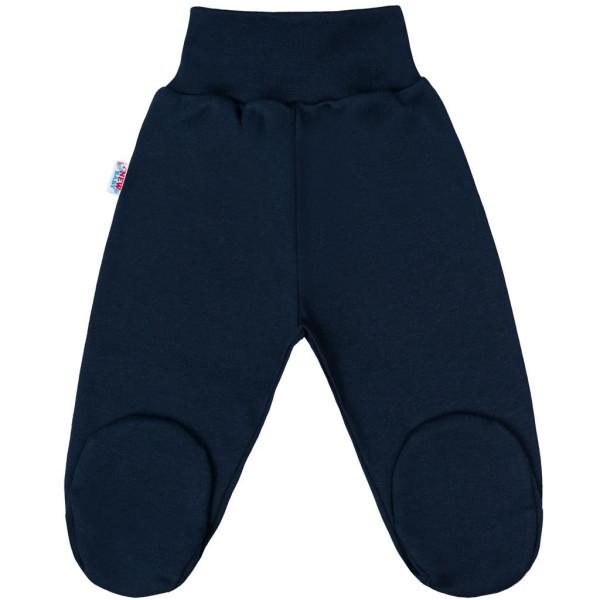Kojenecké polodupačky New Baby Classic II tmavě modré 62 (3-6m)