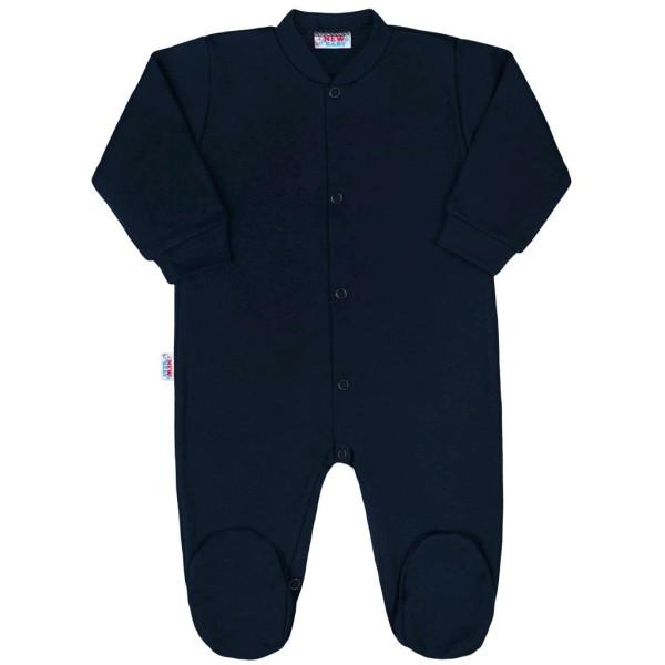 Kojenecký overal New Baby Classic II tmavě modrý 80 (9-12m)