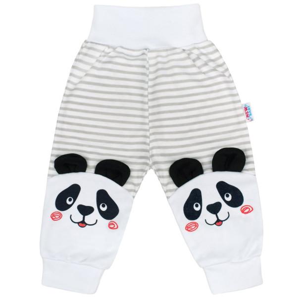 Kojenecké tepláčky New Baby Panda 62 (3-6m)