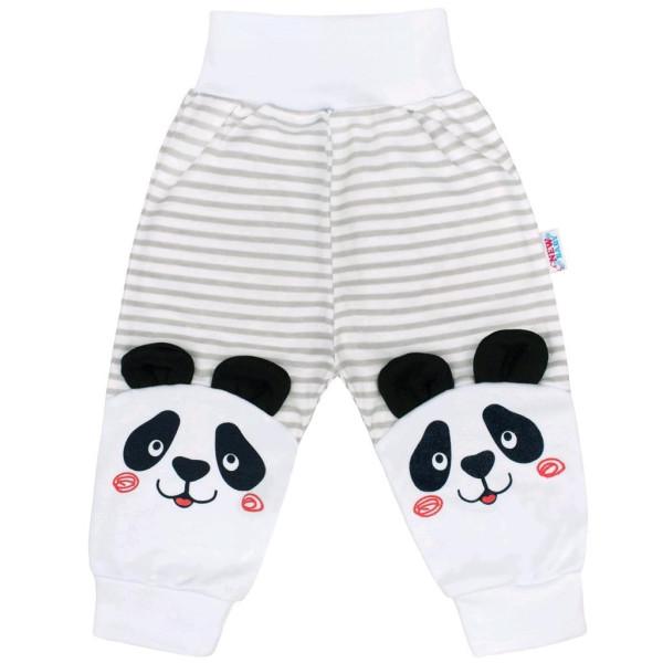 Kojenecké tepláčky New Baby Panda 80 (9-12m)