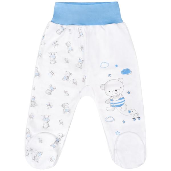 Kojenecké polodupačky New Baby Bears modré 50