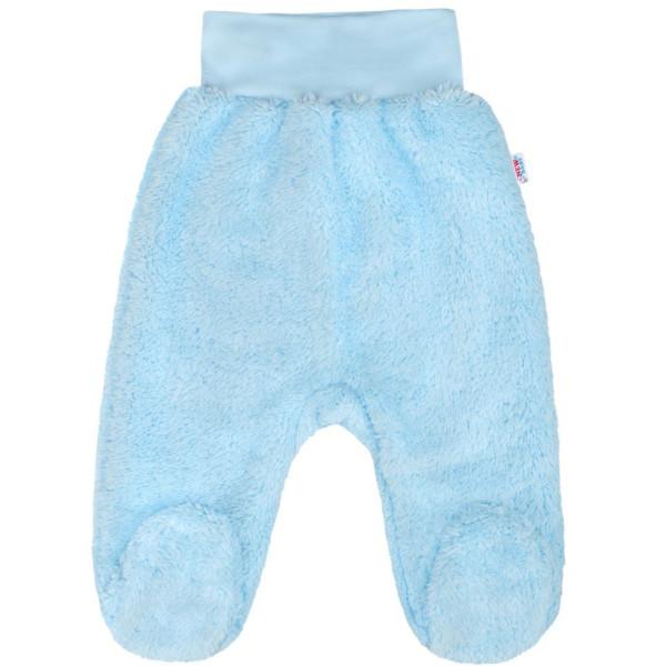 Zimní polodupačky New Baby Nice Bear modré 56 (0-3m)