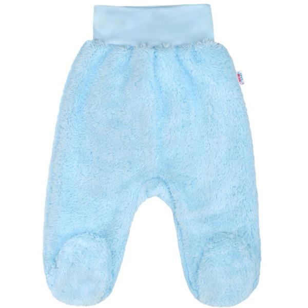 Zimní polodupačky New Baby Nice Bear modré 68 (4-6m)