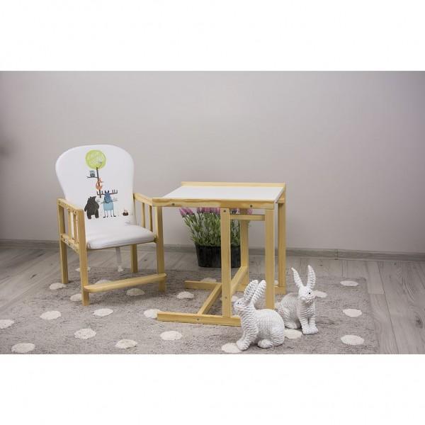 Borovicová židlička Drewex Antonín Animals