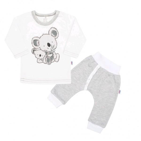 Kojenecké tričko s dlohým rukávem a tepláčky New Baby Koala Bears 68 (4-6m)