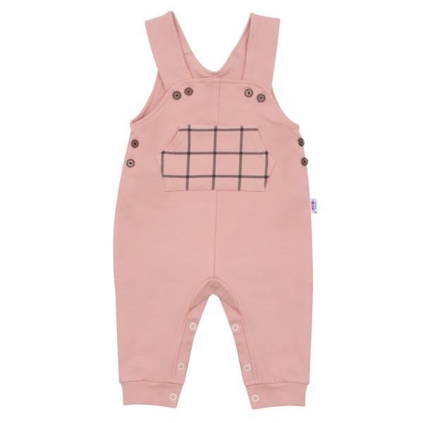Dětské lacláčky New Baby Cool růžové 68 (4-6m)