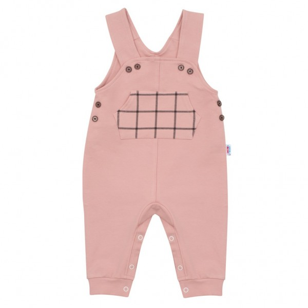 Dětské lacláčky New Baby Cool růžové 86 (12-18m)