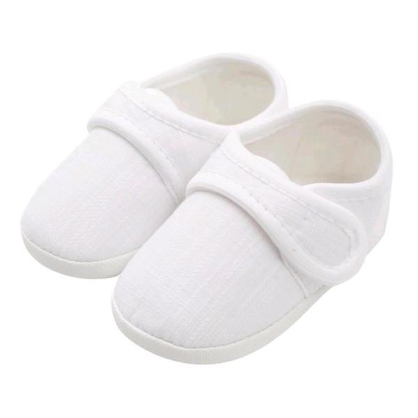 Kojenecké capáčky New Baby Linen bílé 6-12 m 6-12 m