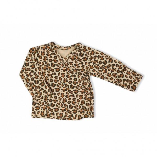 Kojenecká bavlněná košilka Nicol Mia 56 (0-3m)