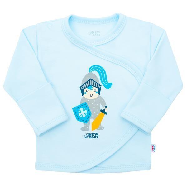 Kojenecká bavlněná košilka New Baby Knight 68 (4-6m)