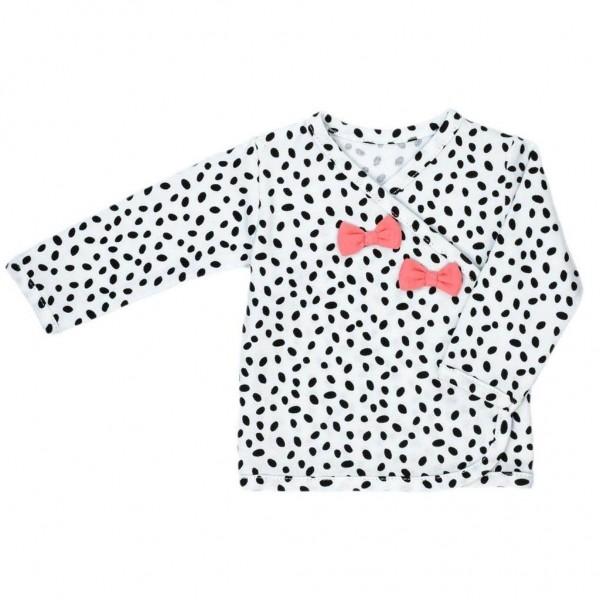 Kojenecká bavlněná košilka Nicol Alice 62 (3-6m)