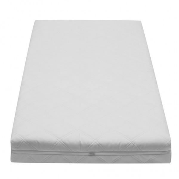 Dětská matrace New Baby BIBI 120x60x8 kokos-molitan-kokos bílá
