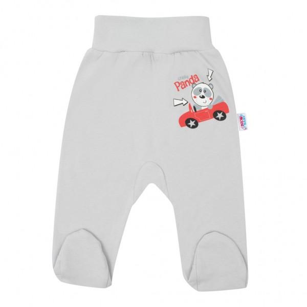 Dětské polodupačky New Baby Crazy Panda 50