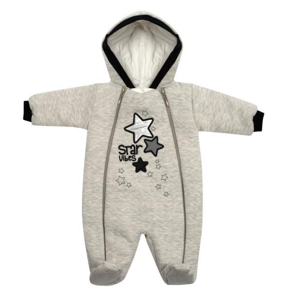 Zimní kojenecká kombinéza s kapucí Koala Star Vibes 80 (9-12m)