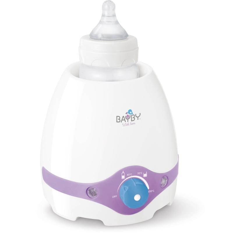 BBW 2000 Ohřívač kojen. lahví 3v1 BAYBY