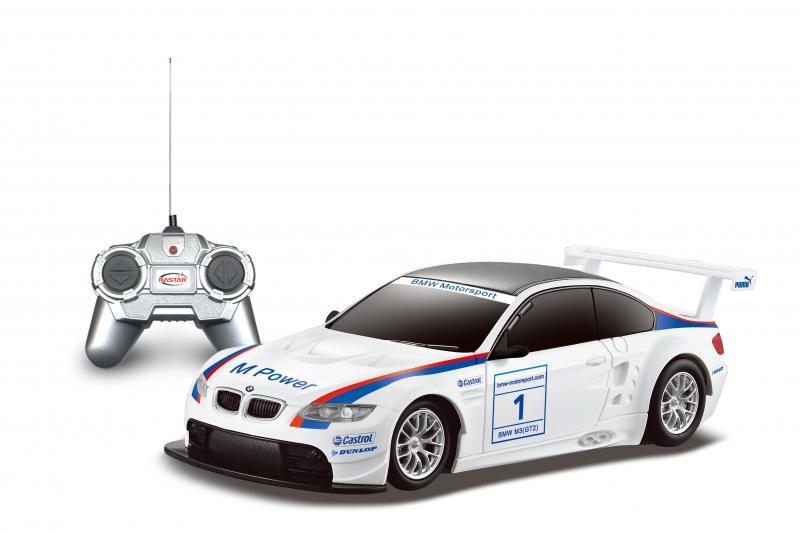 BMW M3 RC model 1:24