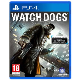 Watch dogs hra PS4 Ubisoft