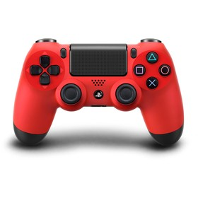 DUAL SHOCK PS4 red SONY